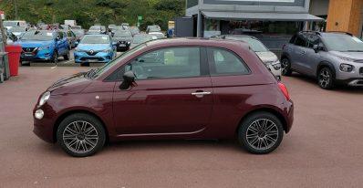 Fiat 500 POP 1.2  69ch 11470€ JP Automobiles PALAISEAU