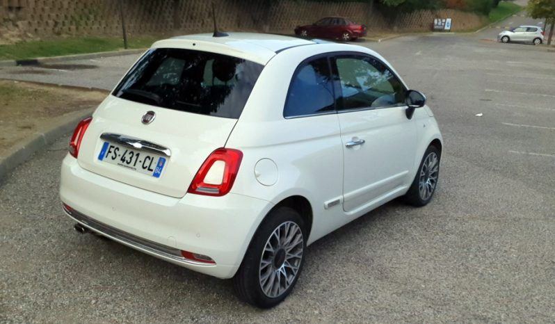 Fiat 500 STAR 1.2 69ch 14970€ N°S60415.6 complet