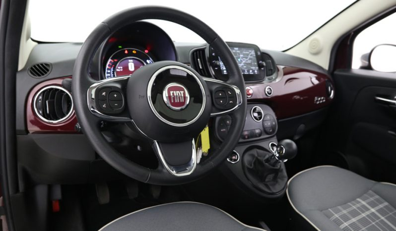 Fiat 500 LOUNGE 1.2 69ch 13970€ N°S60596.4 complet