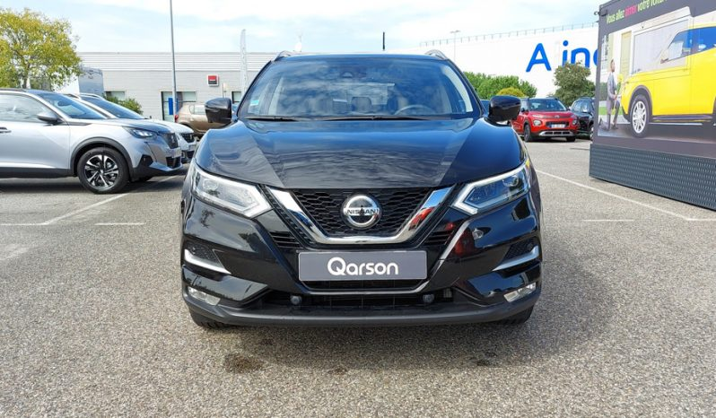Nissan Qashqai N-CONNECTA 1.2 DIG-T 115ch 18470€ N°S60534.14 complet