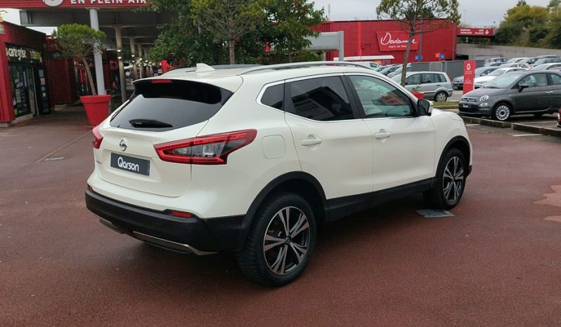 Nissan Qashqai N-CONNECTA 1.3 DIG-T 140ch 21470€ N°S59909.9 complet