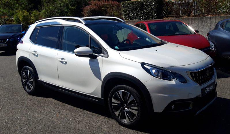 Peugeot 2008 ALLURE 1.2 PureTech S&S 110ch 18470€ N°S60150.1 complet