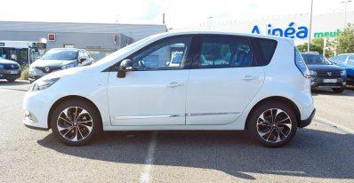 Renault Scenic BOSE 1.5 dCi FAP Energy 110ch 10970€ JP Automobiles PALAISEAU