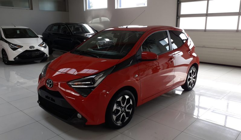 Toyota AYGO X-PLAY 1.0 VVTi 72ch 14170€ N°S60014.8 complet